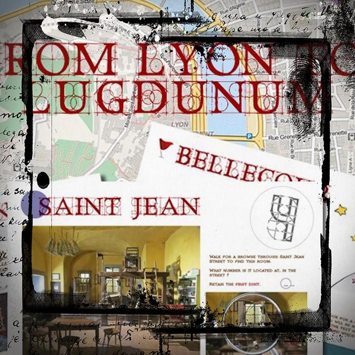 Treasure Hunt in Lyon