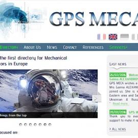 Annuaire de sous-traitance mécanique en Europe : GPS MECA