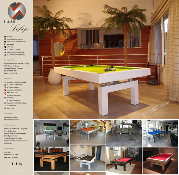 Billards Lafuge